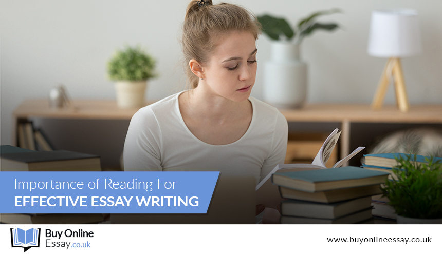 Importance of Reading For Effective Essay Writing