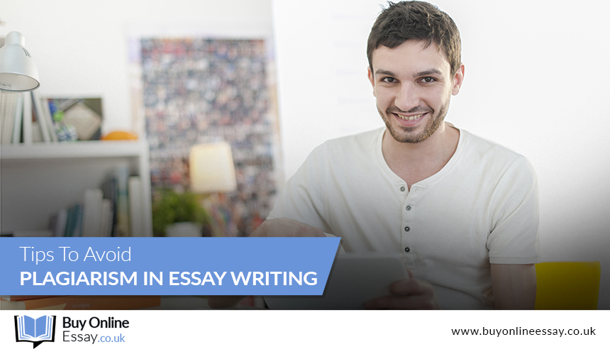 Avoid Plagiarism in Essay Writing